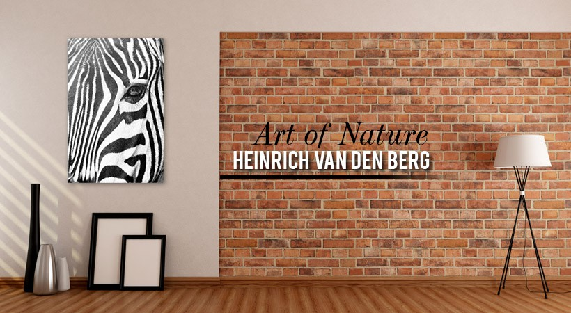 Art of Nature by Heinrich van den Berg