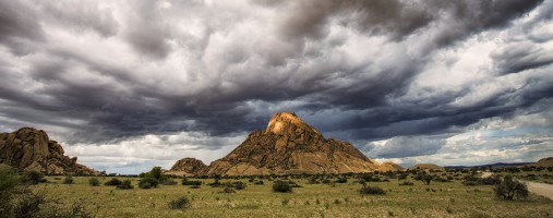 Spitzkoppe Clouds
