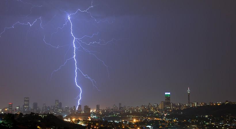Johannesburg skyline by mitchell krog digital gallery johannesburg skyline altavistaventures Images