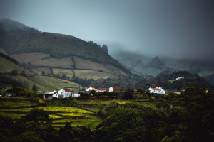Landscapes of the Flores Island, Azores | Portugal