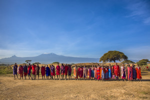 Maasai and the mountain 3