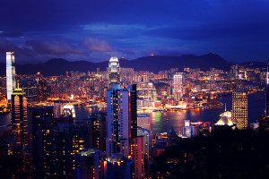 Cityscapes of Hongkong